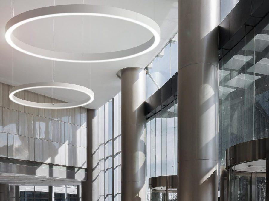 Lichtplanung für die neue Ladeneinrichtung in München