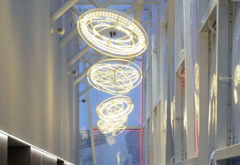 raumwerkstätten München Artemide Leuchten