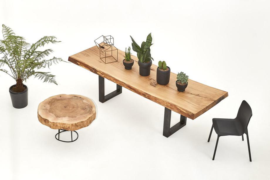 Individuelle Tische aus hochwertigem Holz