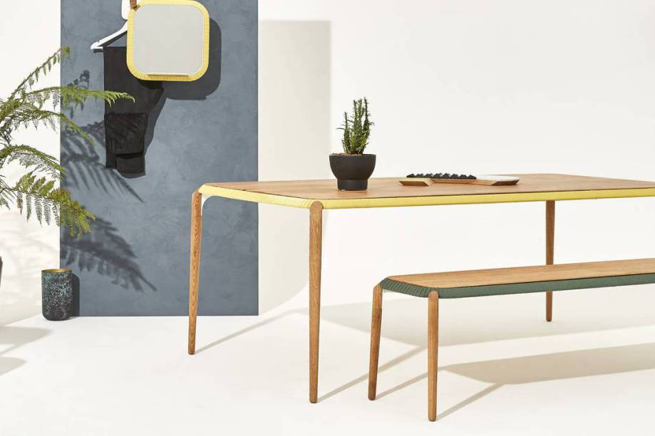 Sitzbänke aus Holz für Ihren Tisch