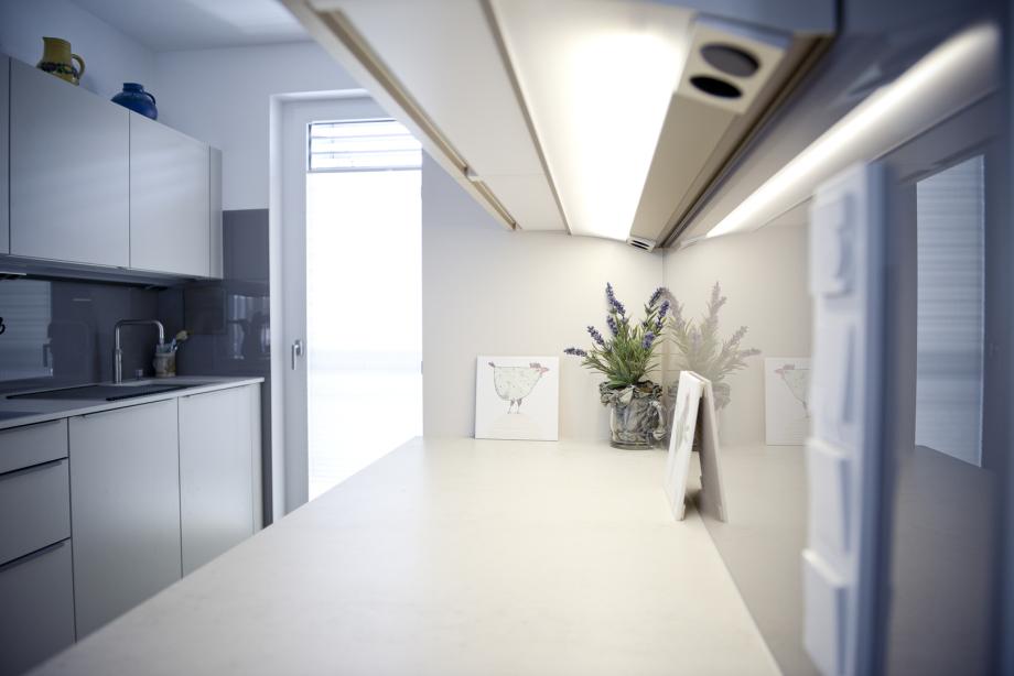Küchen Lackoberflächen