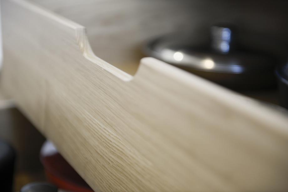 hochwertige Schubladen nach Maß